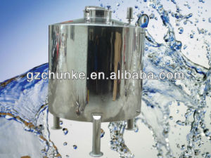 Ss 304 316 Water Storage Tanks and Equipments pictures & photos