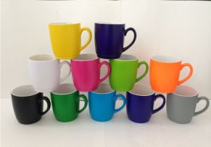 10 Oz Fluorescence Mug 10oz Coffee Mug pictures & photos