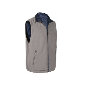 Men Clothing Winter Warm Wholesale Fleece Vest for Man pictures & photos
