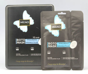 Boto Face and Neck Mask for Hyaluronic Wrinkle Filler pictures & photos