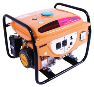 2500W Gasoline Generator for Home Working (PS3200DX) pictures & photos