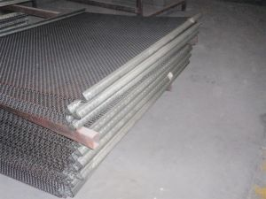 65mn/45mn Quarry Screen Mesh with Hooks