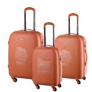 "Travel PP Luggage Travel Bag Luggage Case 2013 Hot Sale! Ppl04-C20""24""28"" pictures & photos"