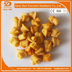 Fried Wheat Flour Snack Food Making Extruder Machine pictures & photos