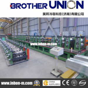 Z Purlin Roll Forming Machine for Sale pictures & photos