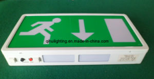 LED Rechargeable Fire Emergency Exit Lights