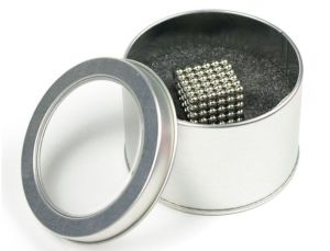 Sintered Neodymium Sphere Magnet (UNI-Sphere-oo8) pictures & photos