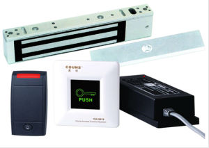 Automatic Magnetic Lock pictures & photos