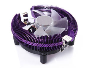 Computer Aluminum Heatsink Active Fan CPU Cooler OEM Manufacturer pictures & photos