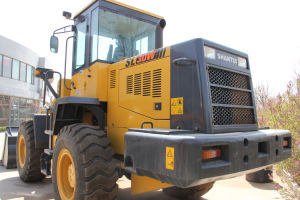 Shantui 3tons Wheel Loaders Made in China (SL30W) pictures & photos