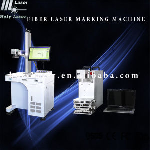 Fiber Laser Marking Machine10W 20W 30W pictures & photos