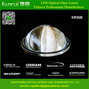 LED Optical Glass Lens for LED High Bay Light (KR50B)