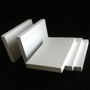 Strong Durable Easy Working PVC Foam Board for Furniture Kitchen Bathroom Cabinet Use pictures & photos
