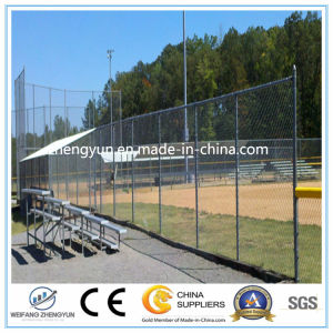 Galvanized Cheap Chain Link Fencing pictures & photos