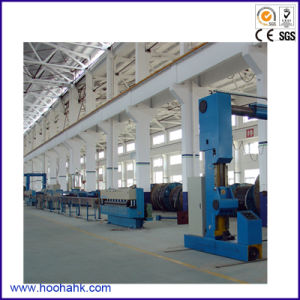 Copper Cable Extrusion Line Machine Made in Dongguan pictures & photos