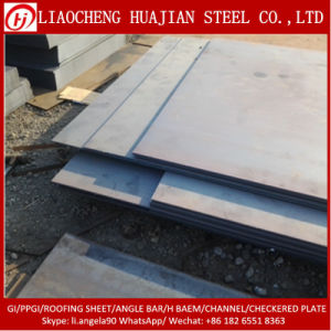 Hot Rolled Carbon Steel Plate for Boiler Plate pictures & photos