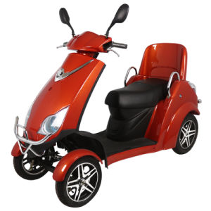 60V500W Electric Mobility Scooter & E-Scooter for Elderly Person pictures & photos