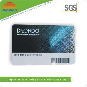 Spot UV Embossed Business Cards (SK- Z4)