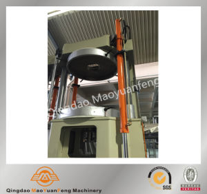 Motorcycle Tubeless Tyre Tire Rubber Curing Press with BV, SGS, Ce Certification pictures & photos