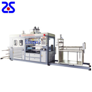 Zs-1271 High Speed Vacuum Forming Machine pictures & photos