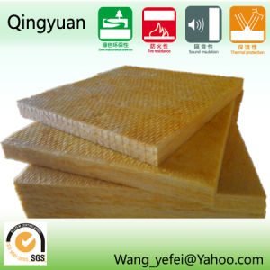 Fabric Soft Sound-Absorbing Board Core Material Insulation Materials