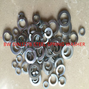 DIN127B Steel Spring Washer pictures & photos