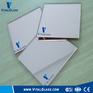 Silver/Aluminum/Copper Free/Safety/Decoration Glass Mirror for Bathroom Mirror pictures & photos
