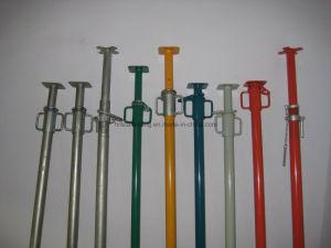 Steel Surpport Scaffolding, Adjustable Props Steel pictures & photos