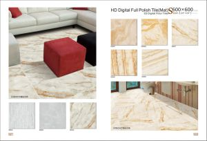 3D Inkjet Flooring Porcelain Tile/Ceramic Wall Tile pictures & photos