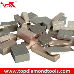 Diamond Segments for Cutting Granite and Marble pictures & photos