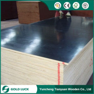 Waterproof Film Faced Plywood for Construction Formwork pictures & photos