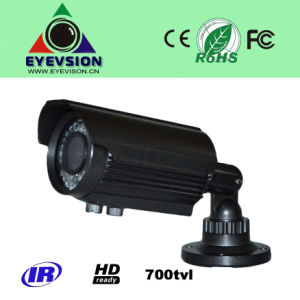 "1/3"" 700tvl Effio-E CCD Camera with IR Security Camera (EV-673D40IR) pictures & photos"