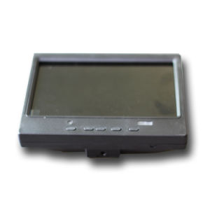 7 Inch TFT LCD Touch Monitor with VGA AV HDMI USB Input