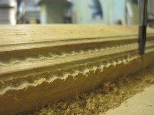 Fast Speed Low Cost Wood, Acrylic, Aluminium CNC Milling Machine pictures & photos