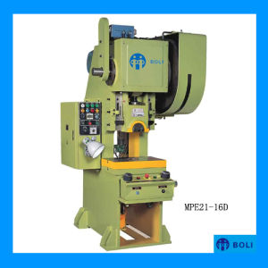Mpe21 Series D Type Open Front Fixed Bed Press with Adjustable Stroke pictures & photos