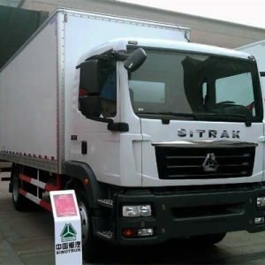 Sinotruck HOWO 8X4 6X4 4X2 Refrigerated Truck pictures & photos