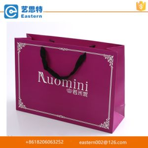 Good Quality Fancy Paper Shopping Bags for Garment Packaging