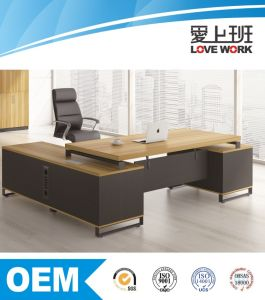 Modern Manager Executive Office Desk for CEO (FT-B25)