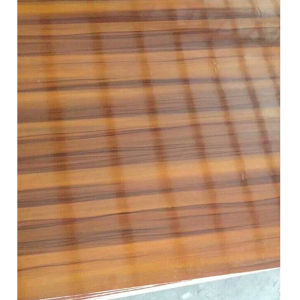 4*8 High Glossy 18mm UV MDF Board/High Glossy Melamine MDF Board pictures & photos