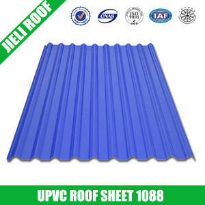 Heat Insulation Composite Corrugated Roofing Sheet pictures & photos