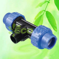 Compression Pipe Fitting for Agriculture Irrigation pictures & photos
