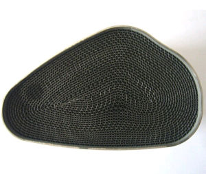 Honeycomb Metallic Metal Catalytic Substrate for Universal Exhaust System pictures & photos