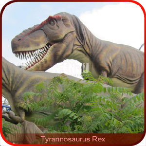 Outdoor High Simulation Animatronic Dinosaur for Park pictures & photos