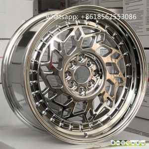 Aluminum Wheel Wci Wheel Rims Wci Replica Alloy Wheel pictures & photos