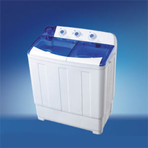 6.0kg Twin-Tub with Dryer Semi Automatic Washing Machine (XPB60-8SC)