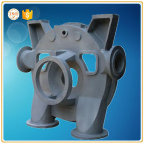 Sand Casting Pump Part Pump Case