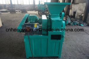 Hot Sale Coal Powder Ball Briquetting Extruder Machine pictures & photos