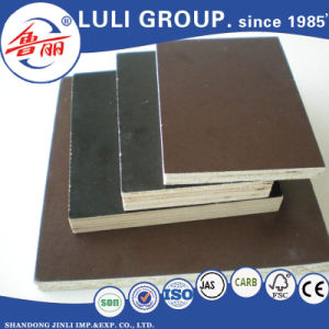 1220X2440mm Good Quality Bronw Film Faced Plywood pictures & photos