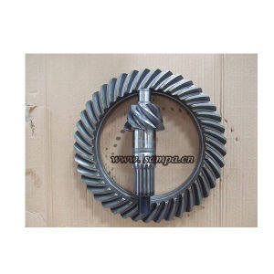 Factory Pinion Spiral Bevel Gear for Isuzu 1-41210475-0 8-97023-310 9-851021-330 pictures & photos