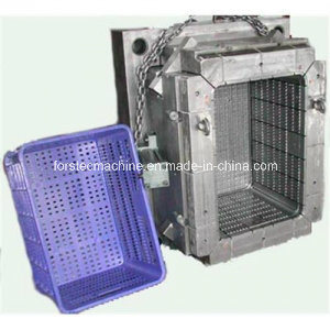 Single Cavity High Quality Plastic Basket Injection Mold pictures & photos